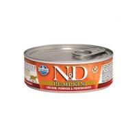 farmina-n-d-grain-free-calabaza-cat-adult-pollo-granada-lata-80-g