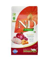 farmina-n-d-grain-free-calabaza-cat-neutered-codorniz-300-g