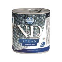 farmina-n-d-grain-free-ocean-dog-adult-lubina-calamar-lata-285-g