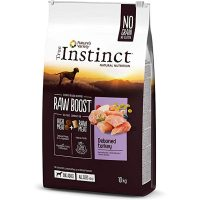 true-instinct-dog-raw-boost-pavo-10kg