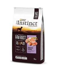 true-instinct-dog-raw-boost-pavo-10kg
