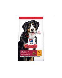 hills-canine-adult-advance-fitness-razas-grandes-con-pollo-12kg