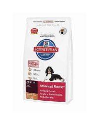 hills-canine-adult-advance-fitness-razas-medianas-cordero-y-arroz-12kg