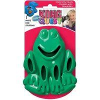 kong-quest-critter-frog-173-g-t-l-12-70-x-15-24-x-4-45cm