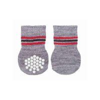 calcetines-perro-antideslizante-xs-s-2-ud-gris